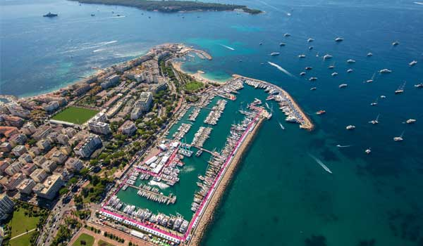 Yachting Festival Cannes - Port Canto