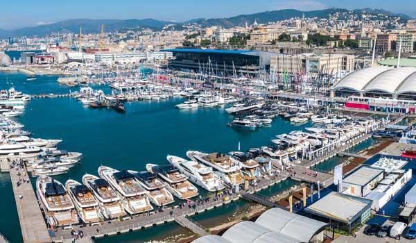 61° Salone Nautico Internazionale di Genova